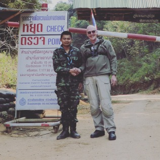 Myanmar border; the legal side!