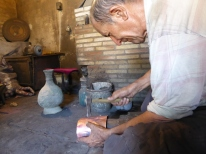 Coppersmith, Khiva